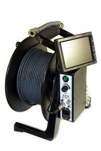 Rohrinsektionkamera mit Kabel