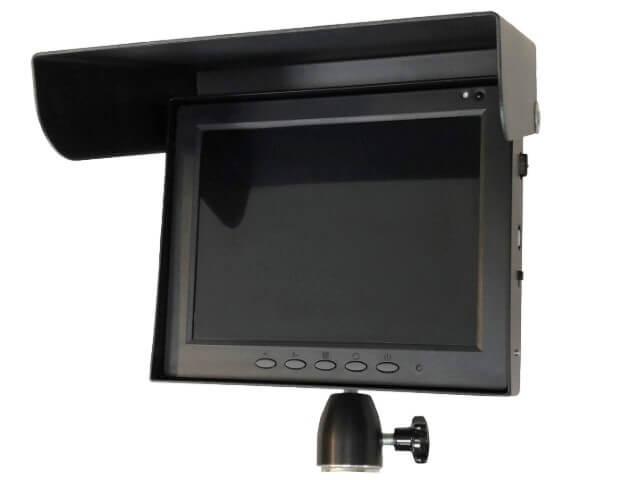 """8"""" LCD Monitor mit DVR"""
